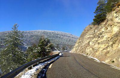 BRM 300 km : Tour du Vercors