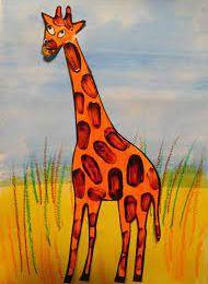 Semaine 29 : Tic Tic la girafe
