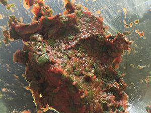 Concentré de tomate au basilic