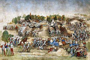 1515 : François 1er bat les frères Suys