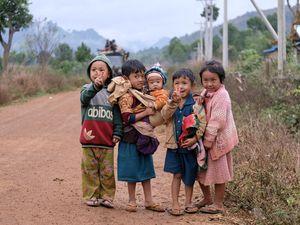 PORTRAITS du MYANMAR 🇲🇲