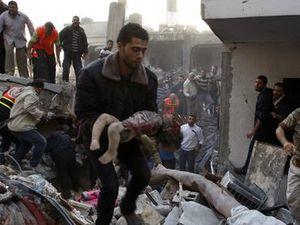 Massacre à Gaza et dépeçage des pays arabes
