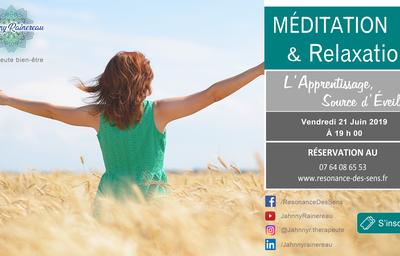 Méditation & Relaxation: Source d'éveil