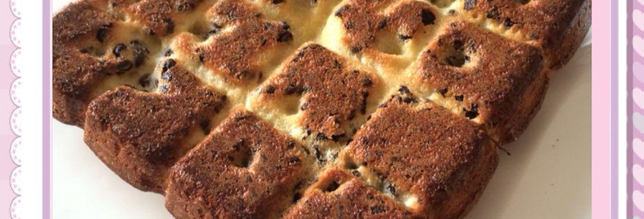 Namandier aux pépites de chocolat (Cook'in)
