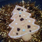 Cookies sapin de Noël - Mes Meilleures Recettes Faciles