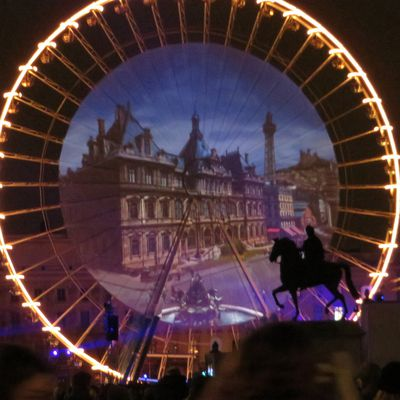 08-12-2014 - Illuminations de Lyon