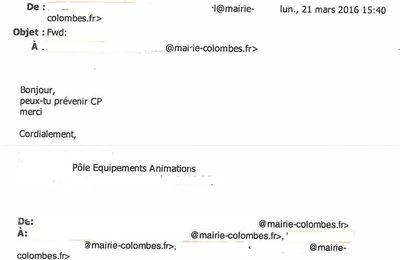 DU RACISME A LA MAIRIE DE COLOMBES (HAUTS DE SEINE) , VOUS PLAISANTEZ SANS DOUTE !!!