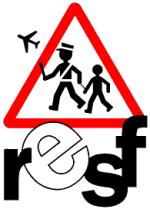 Manifestation avec les sans papiers à Clermont-Ferrand