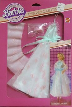 1982 BARBIE CLOTHES
