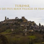 Turenne, un des plus beaux villages de France - Les Photos de Sébastien Colpin