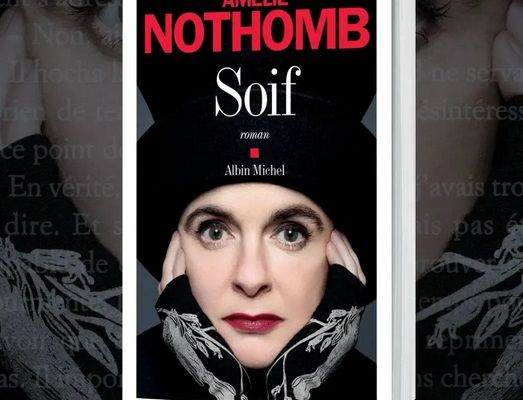 """""""Soif"""" d'Amélie Nothomb parmi les huit finalistes du Goncourt des lycéens décerné le 14 novembre"""