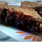 Brownies aux noisettes express -