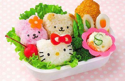 Comment faire aimer le riz et les légumes aux enfants.