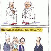 Humour Crise: Pourquoi la France va mal?