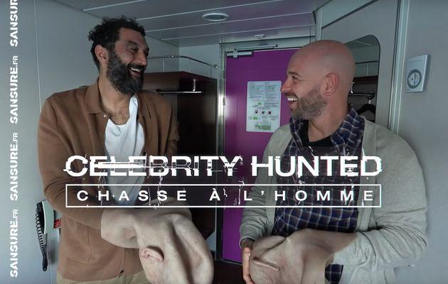Les premières images de Celebrity Hunted – Chasse à l'Homme ! (vidéo) #CelebrityHunted
