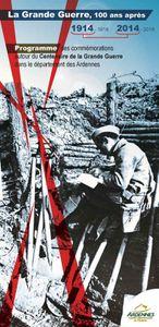 Grande Guerre, 100 ans après : le livret des commémorations
