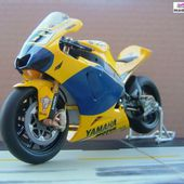 YAMAHA YZR M1 VALENTINO ROSSI 2006 - car-collector.net