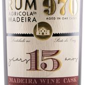 Rum 970 - Madeira Wine Cask - Passion du Whisky