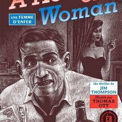 A hell of a woman - Jim Thompson