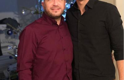 Jérémy Stravius en couple avec José depuis 8 ans : jolie photo avec son compagnon