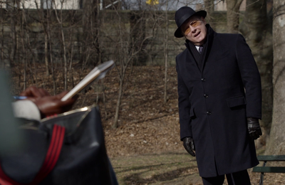 Critiques Séries : The Blacklist. Saison 8. Episode 8.