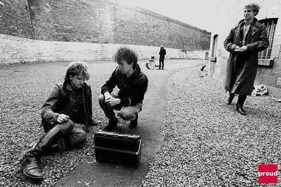 U2 -Boy Tour -19/09/1980 -Stroud -Angleterre -Marshall Rooms