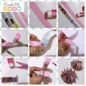 ¿Hacemos este espectacular DIY de tubos de cartón para llevar los dulces?