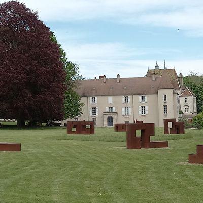 """""""ÎLE ART"""" à MALANS (Haute-Saône"""