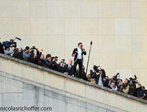 Le Gangnam style investit Paris