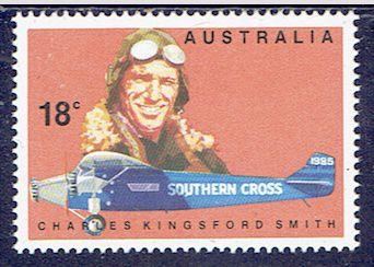 Charles Kingsford Smith, pilote australien