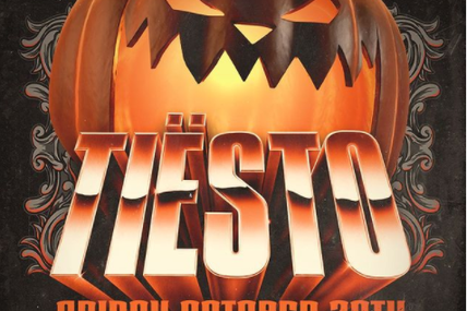 Tiësto date | The New York Expo Center | Bronx, NY - october 29, 2021 | Halloween Weekend
