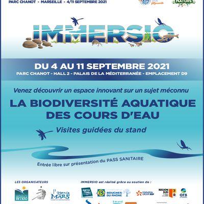 Invitation au congrès mondial de la nature à Marseille