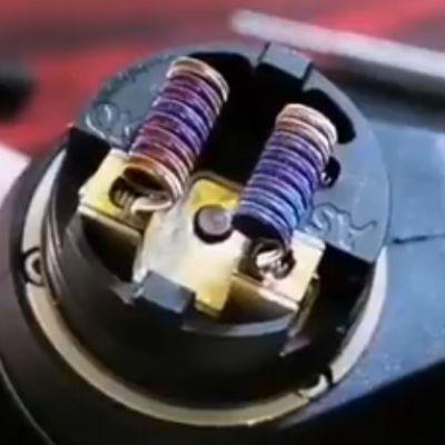 Tuto - Build - Comment faire son Alien coil en SS316L ?