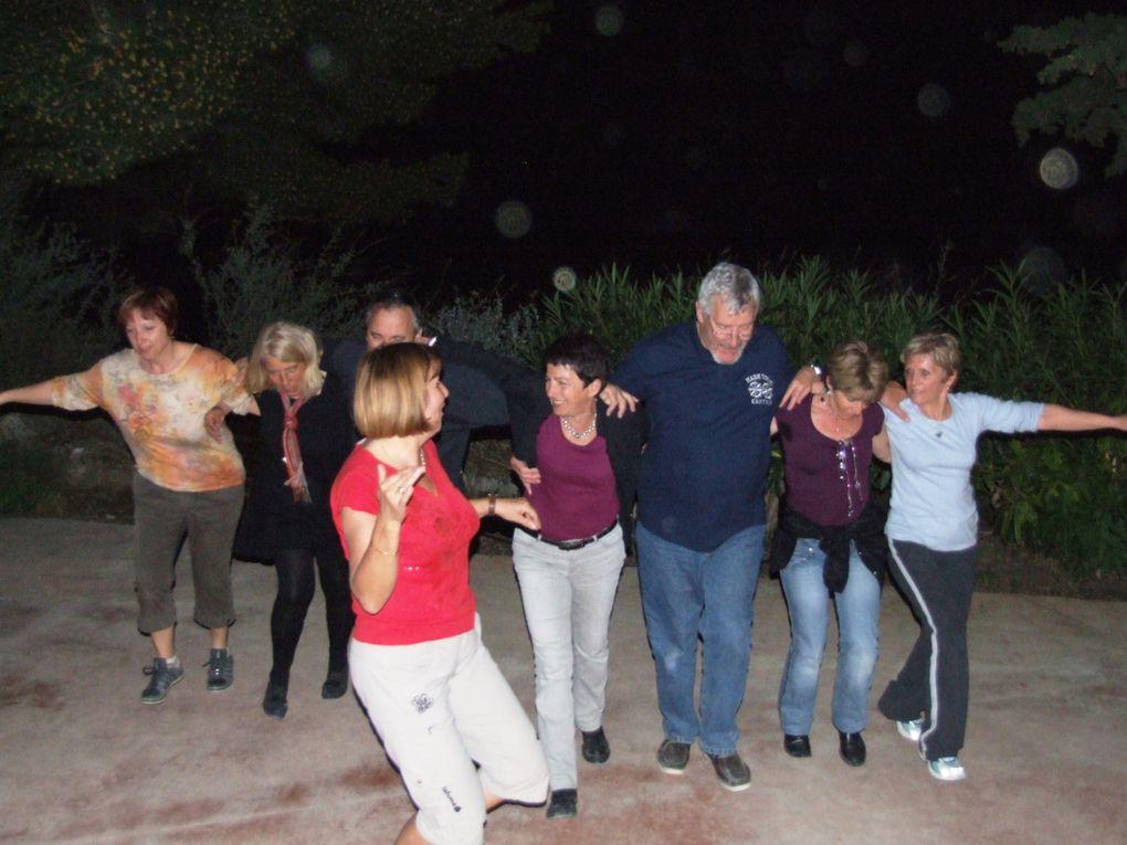 La soirée Nems organisée samedi 4 avril 2009. Merci Carle de nous avoir envoyé tes photos. Carle à dit :'Non seulement on s'est régalé, mais en plus l'ambiance était top'.