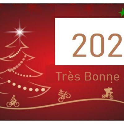 Très Belle Année 2021 pour vous et vos proches
