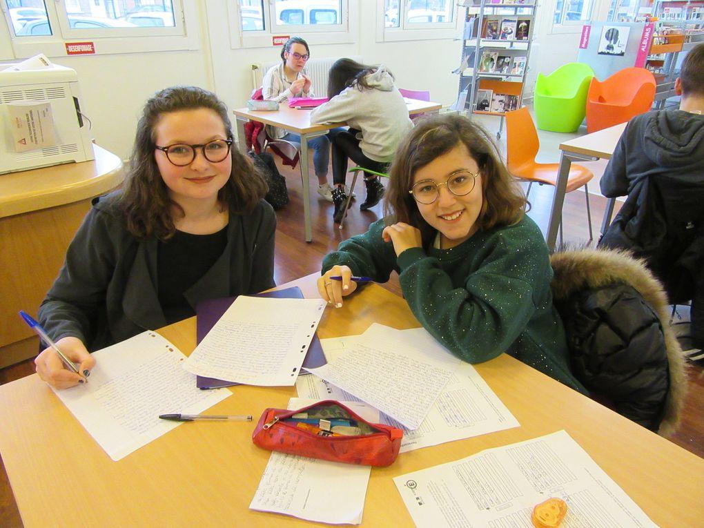 Rencontre littéraire franco italienne autour d'un auteur de roman jeunesse