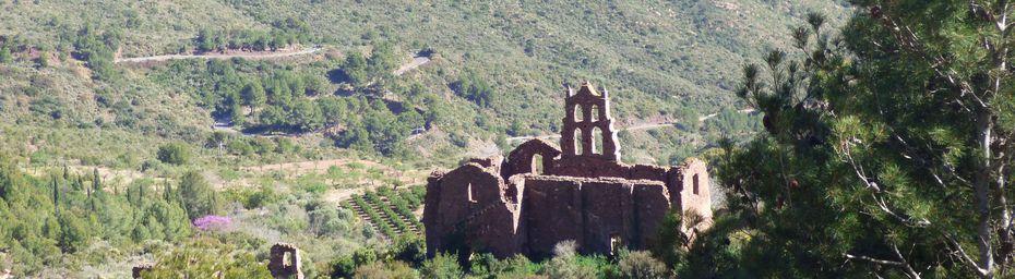 Le Désert de Les Palmes / Espagne.