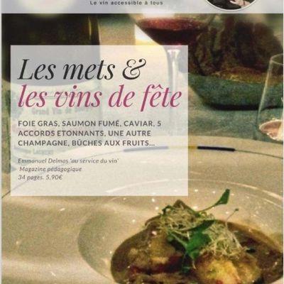 Blog du magazine pédagogique 'Au Service du Vin' du sommelier Emmanuel Delmas