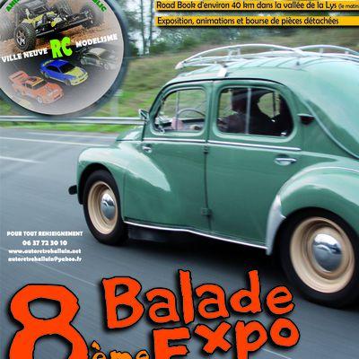 Inscription 8 Baladexpo 2014