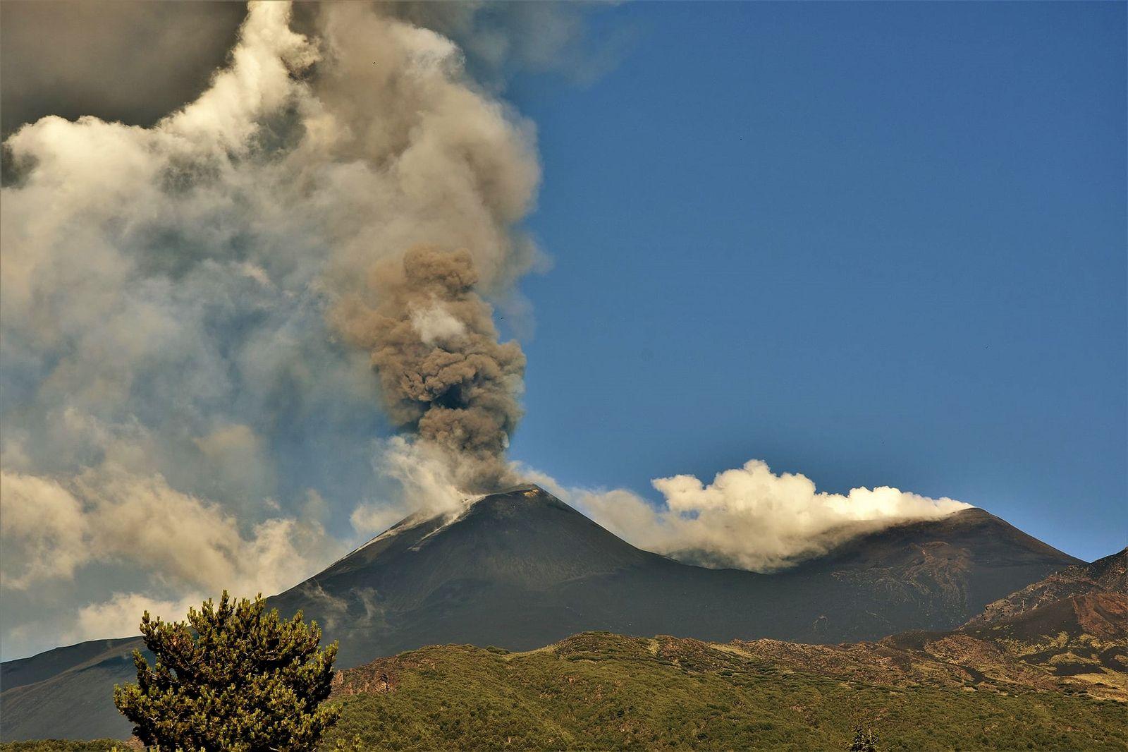 Etna - 20.07.2021 - avec l'aimable autorisation de © Pippo Scarpinati