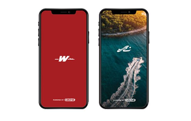 Two new Apps for Boston Whaler and Sea Ray