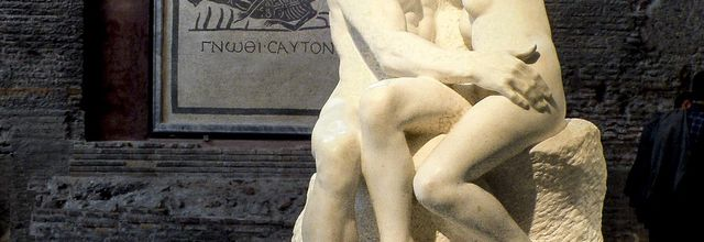 Quand Rodin vint à Rome