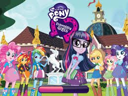 My Little Pony Equestria Girl Spot The Numbers, game For Everyone