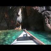Camaret - Les Tas de Pois en kayak de mer