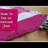 How To Use an Overcast Foot :: by Babs at Fiery Phoenix