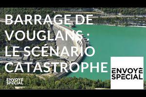 Barrage de Vouglans, le scénario catastrophe comparable à celui de Fukushima ! Mais EDF ne veut pas y croire bien sûr ! Tout va tres bien Mme la marquise..jusqu'au jour où..!