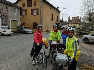 "Le week-end des ""cyclos"" cadurciens"