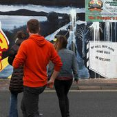 Row over International Wall escalates with threats to artist