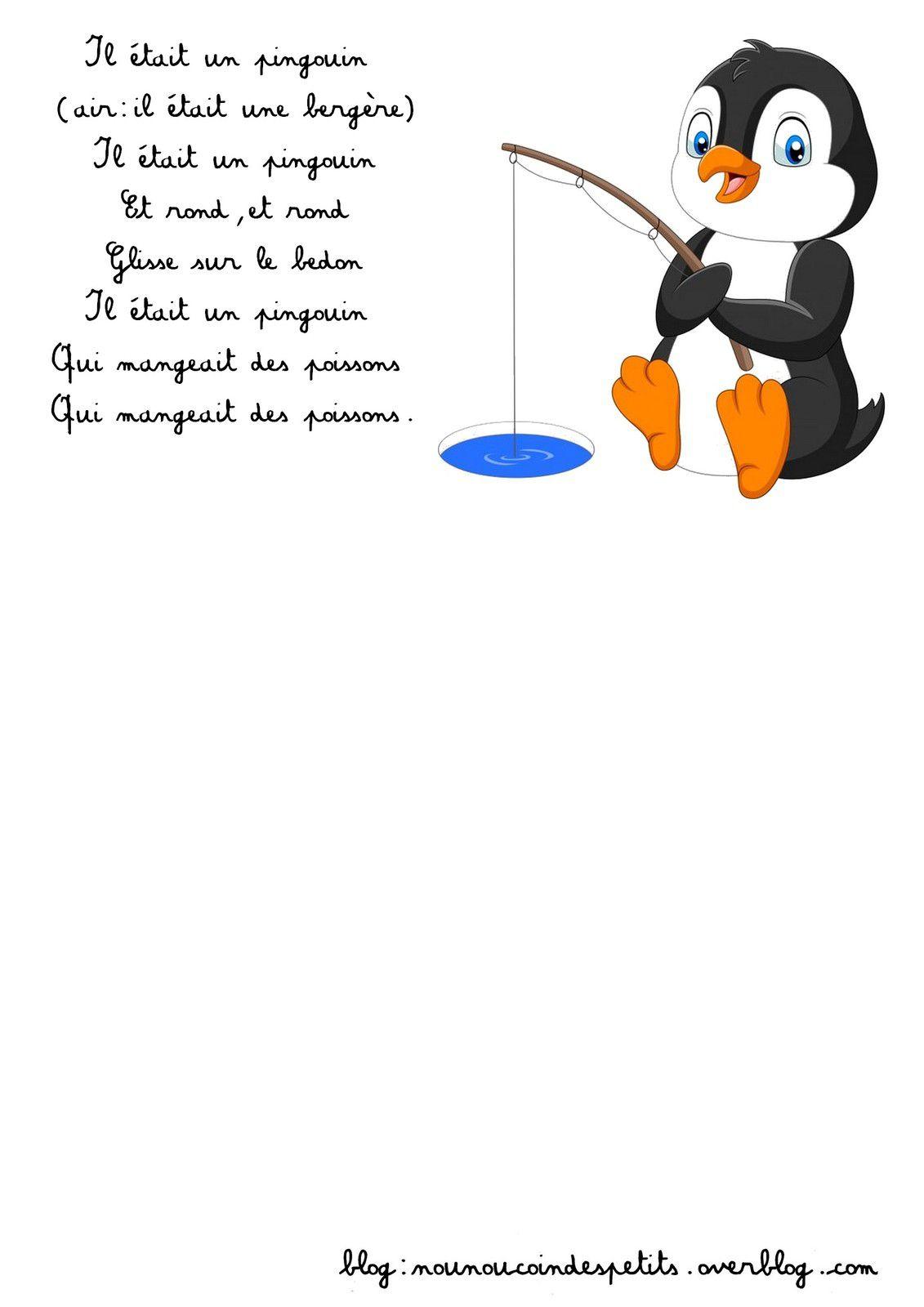 .. Il était un pingouin ( Annik Cardinal )