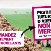 """Néonicotinoïdes : Dites """" non """" au poiSon d'avril ! 🐝"""